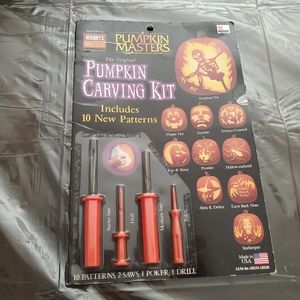 Pumpkin Masters Carving Kit